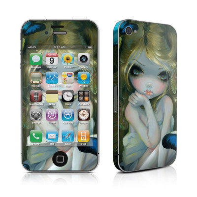 iPhone 4 Skin - Butterfly Lily