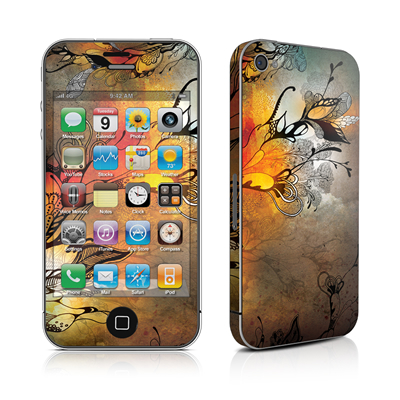 iPhone 4 Skin - Before The Storm