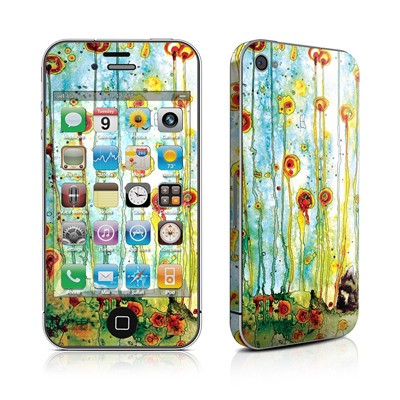 iPhone 4 Skin - Beneath The Surface