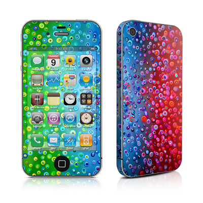 iPhone 4 Skin - Bubblicious