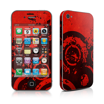 iPhone 4 Skin - Bullseye