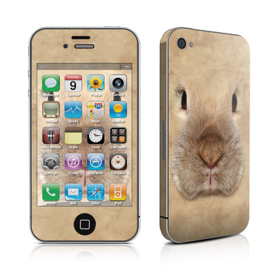 iPhone 4 Skin - Bunny