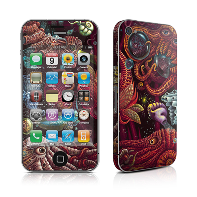 iPhone 4 Skin - C-Pods