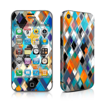 iPhone 4 Skin - Calliope