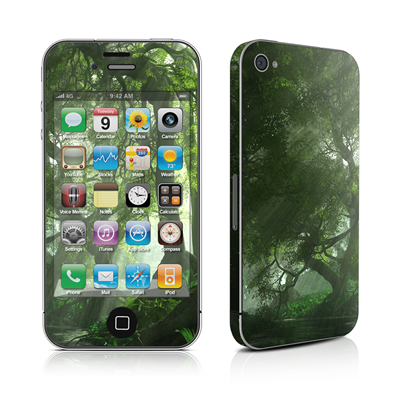 iPhone 4 Skin - Canopy Creek Spring