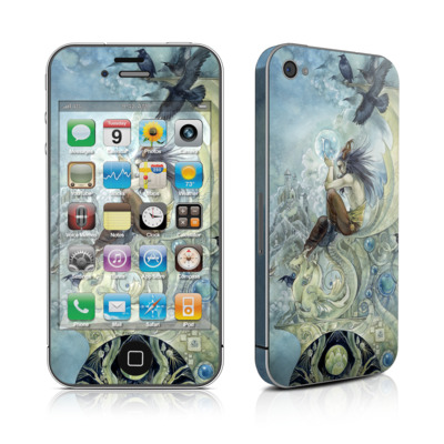 iPhone 4 Skin - Capricorn