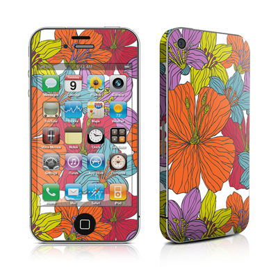 iPhone 4 Skin - Cayenas