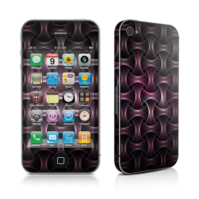 iPhone 4 Skin - Chinese Finger Trap