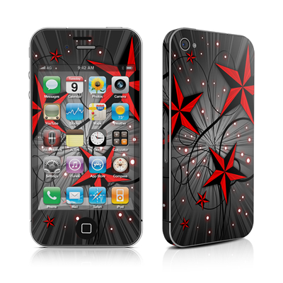 iPhone 4 Skin - Chaos