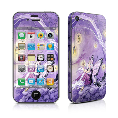 iPhone 4 Skin - Chasing Butterflies