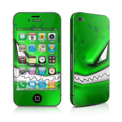 iPhone 4 Skin - Chunky