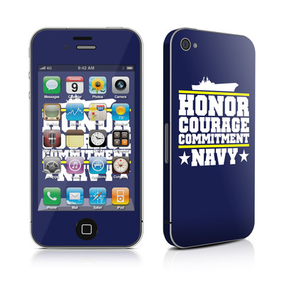iPhone 4 Skin - Commitment