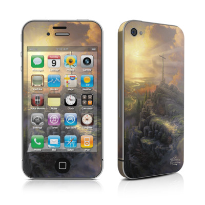 iPhone 4 Skin - The Cross