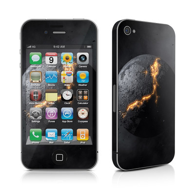 iPhone 4 Skin - Crucible