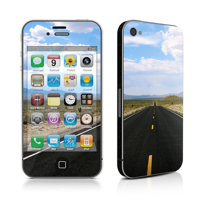 iPhone 4 Skin - Cruising