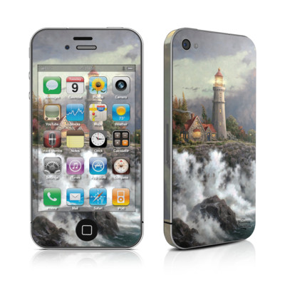 iPhone 4 Skin - Conquering Storms