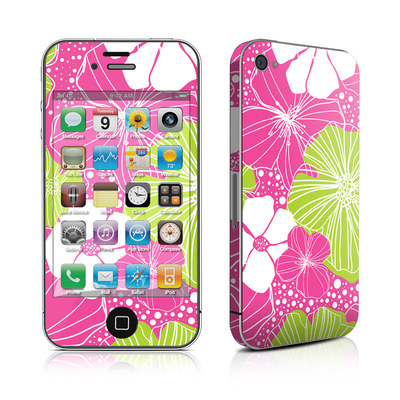 iPhone 4 Skin - Dainty