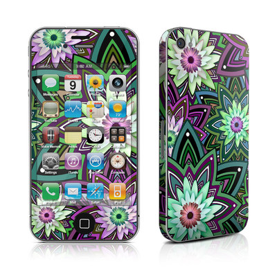 iPhone 4 Skin - Daisy Trippin
