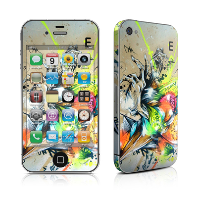 iPhone 4 Skin - Dance