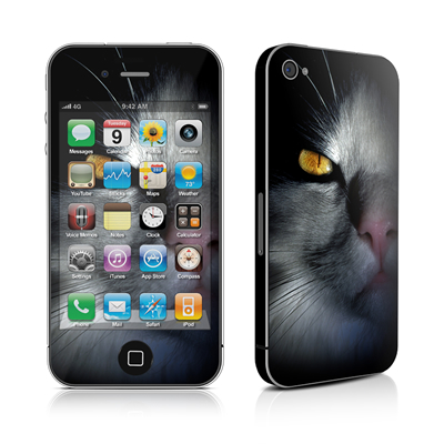 iPhone 4 Skin - Darkness