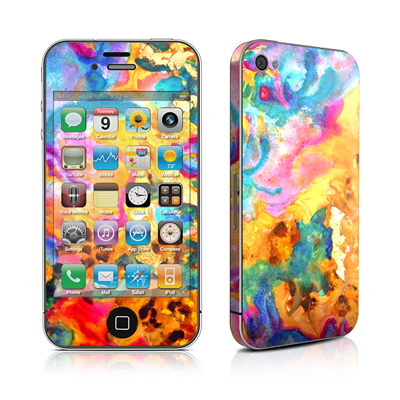 iPhone 4 Skin - Dawn Dance