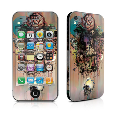 iPhone 4 Skin - Doom and Bloom