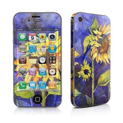 iPhone 4 Skin - Day Dreaming