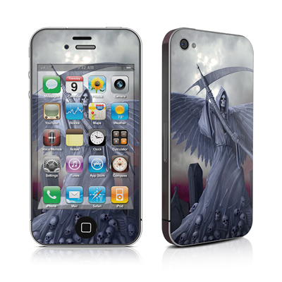 iPhone 4 Skin - Death on Hold