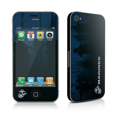 iPhone 4 Skin - Deploy