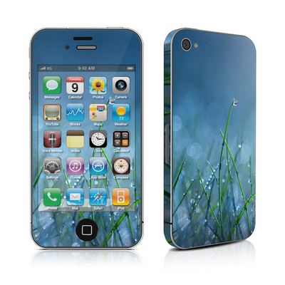 iPhone 4 Skin - Dew