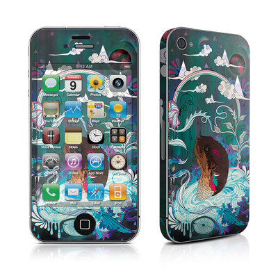 iPhone 4 Skin - Distraction