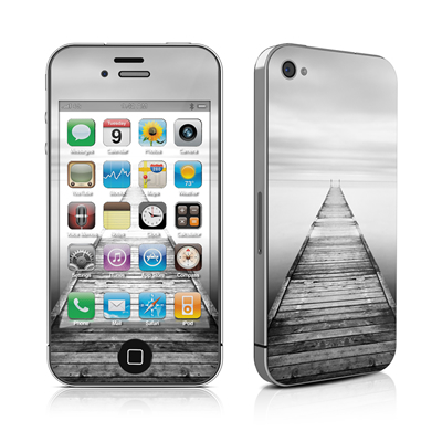 iPhone 4 Skin - Dock