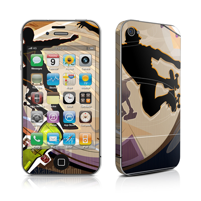 iPhone 4 Skin - Dogtown