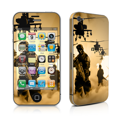 iPhone 4 Skin - Desert Ops
