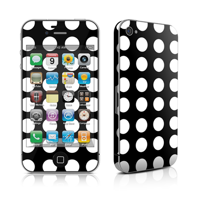 iPhone 4 Skin - Dot Riot