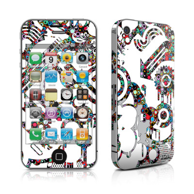 iPhone 4 Skin - Dots