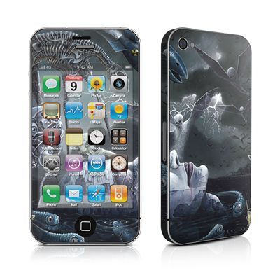 iPhone 4 Skin - Dreams