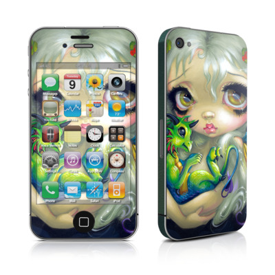 iPhone 4 Skin - Dragonling