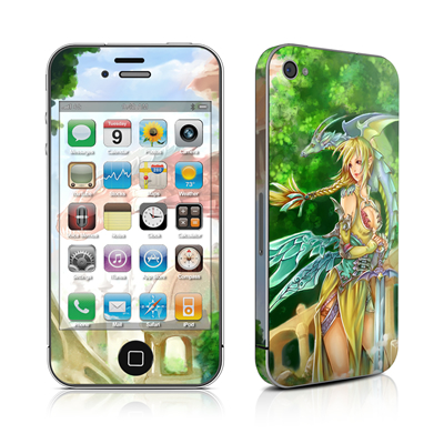 iPhone 4 Skin - Dragonlore