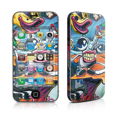 iPhone 4 Skin - Dream Factory