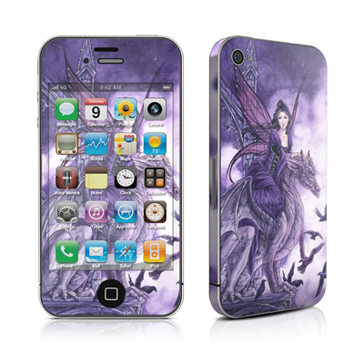 iPhone 4 Skin - Dragon Sentinel