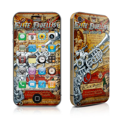 iPhone 4 Skin - The Duelist