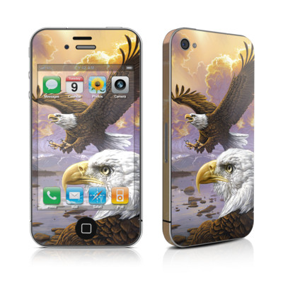 iPhone 4 Skin - Eagle