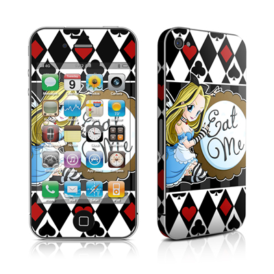 iPhone 4 Skin - Eat Me