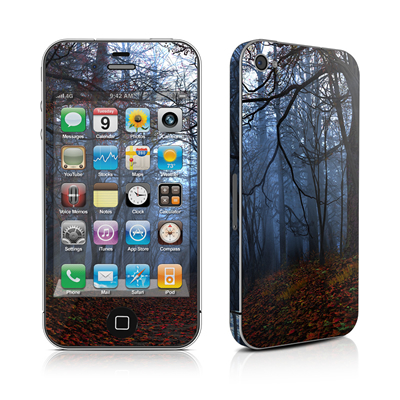 iPhone 4 Skin - Elegy