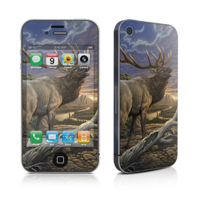 iPhone 4 Skin - Elk