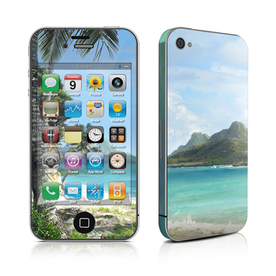 iPhone 4 Skin - El Paradiso