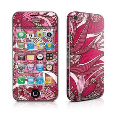 iPhone 4 Skin - Eva
