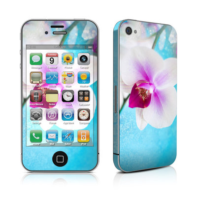 iPhone 4 Skin - Eva's Flower