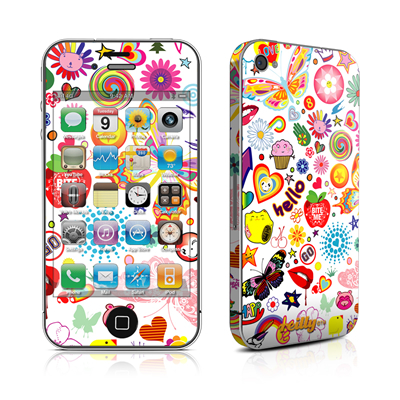 iPhone 4 Skin - Eye Candy